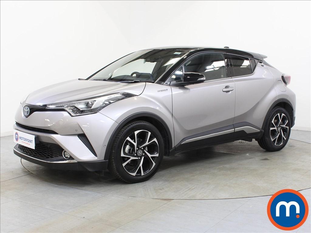 Toyota C-Hr Dynamic - Stock Number 1100600 Passenger side front corner