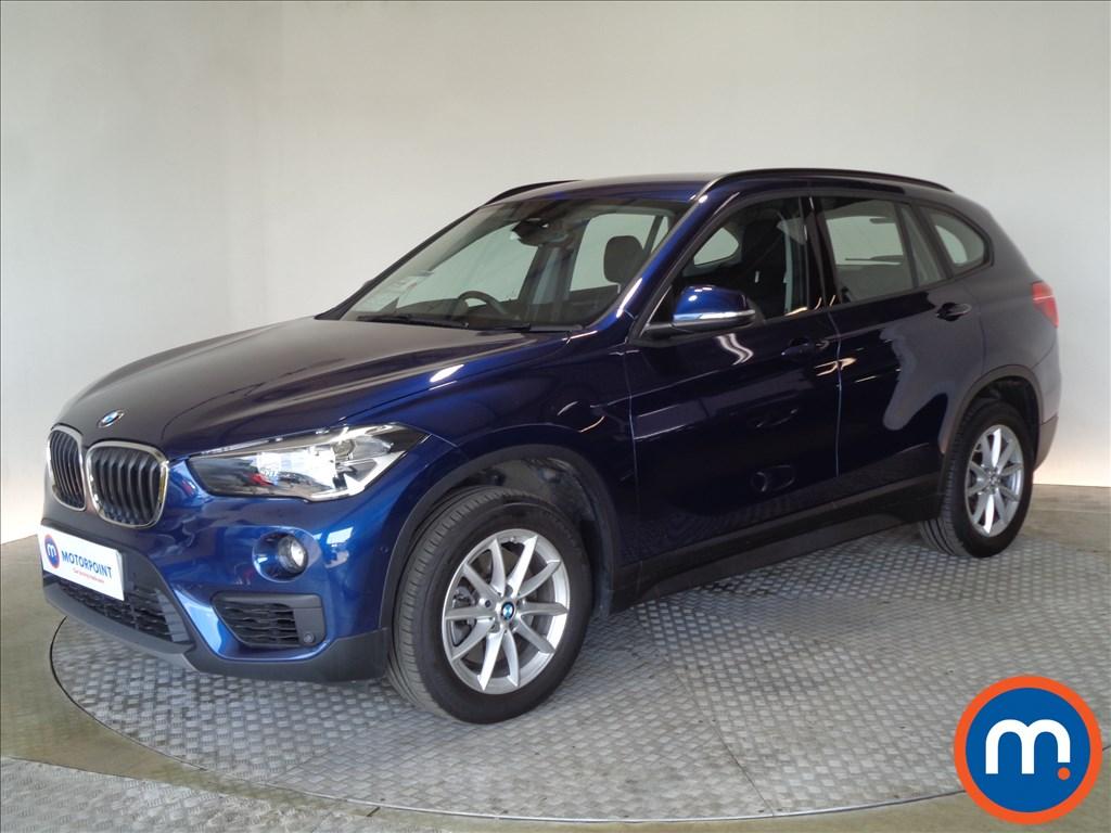 BMW X1 SE - Stock Number 1099979 Passenger side front corner