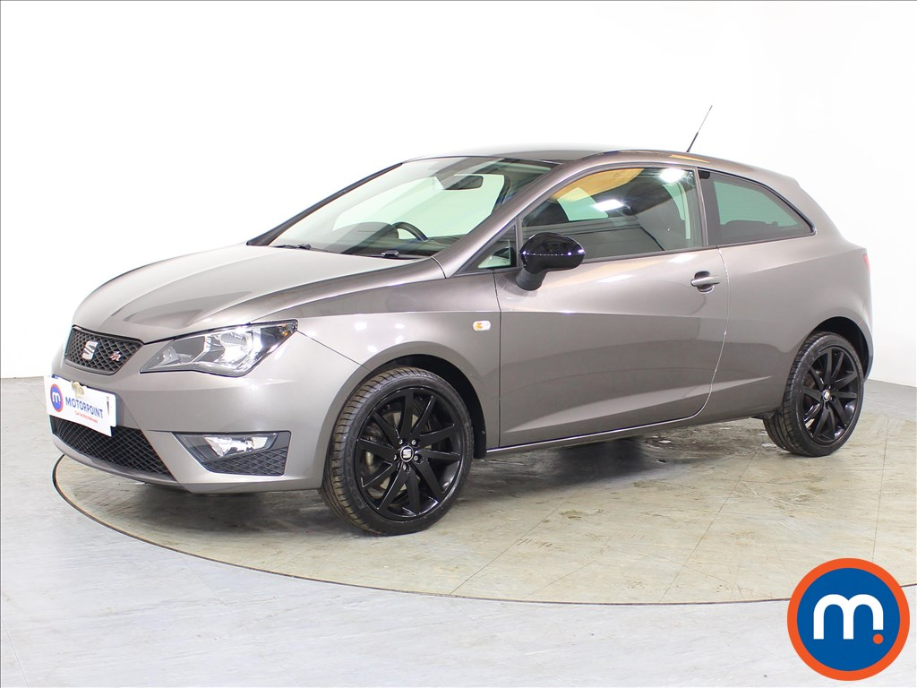 Seat Ibiza FR Technology - Stock Number 1101884 Passenger side front corner