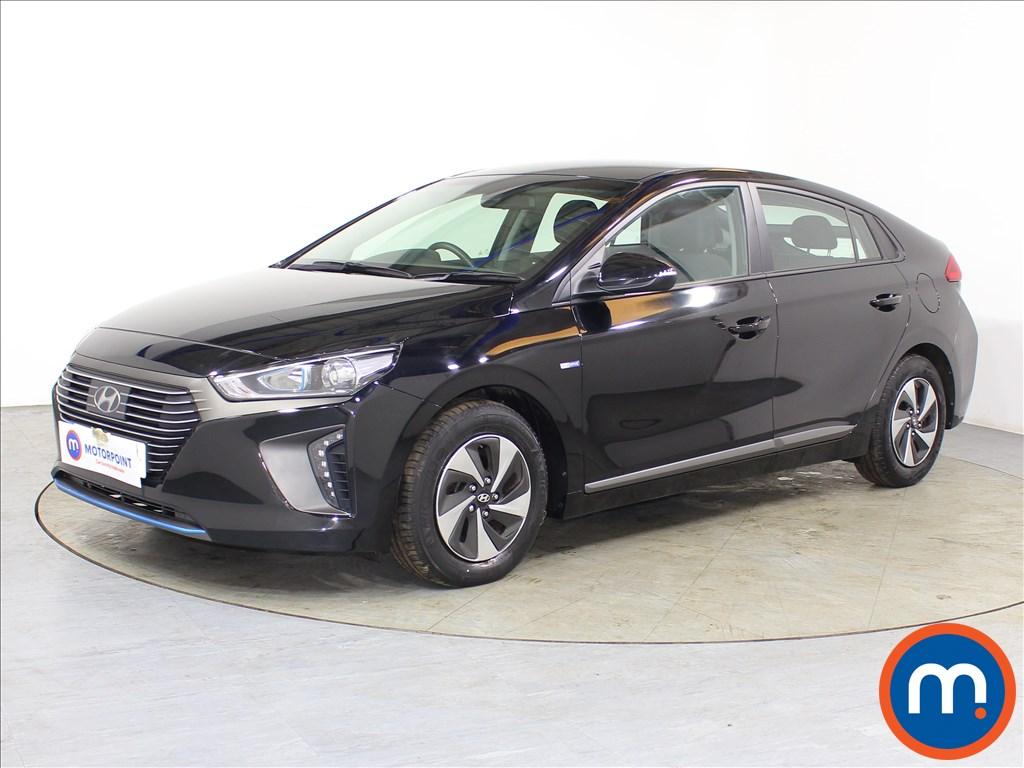 Hyundai Ioniq SE - Stock Number 1087973 Passenger side front corner