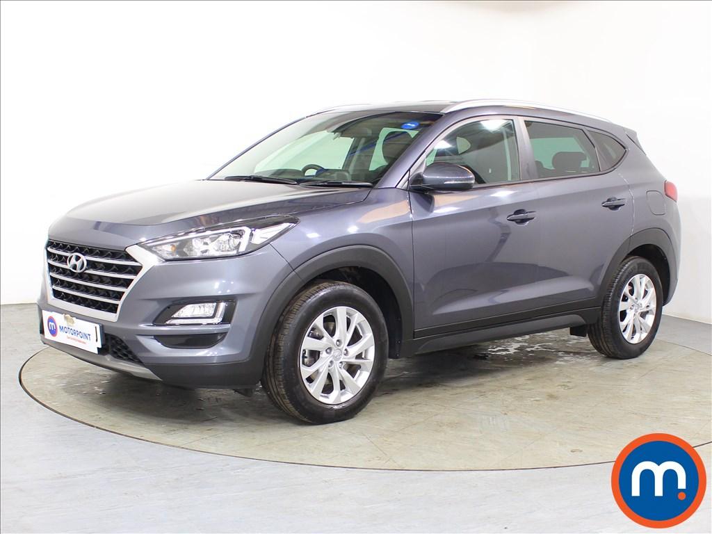 Hyundai Tucson SE Nav - Stock Number 1096835 Passenger side front corner