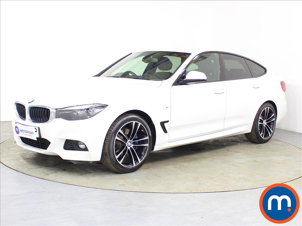 BMW 3 Series M Sport - Stock Number 1098530 Passenger side front corner