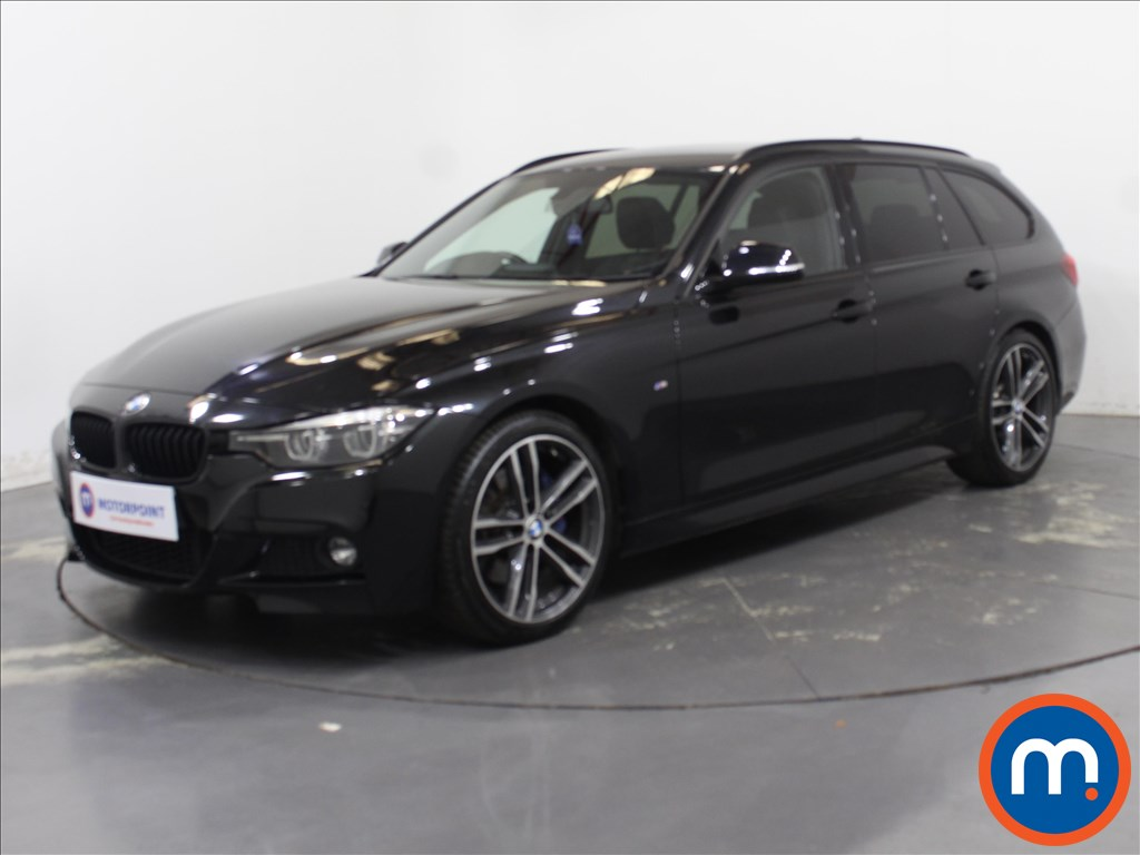 BMW 3 Series M Sport Shadow Edition - Stock Number 1096851 Passenger side front corner