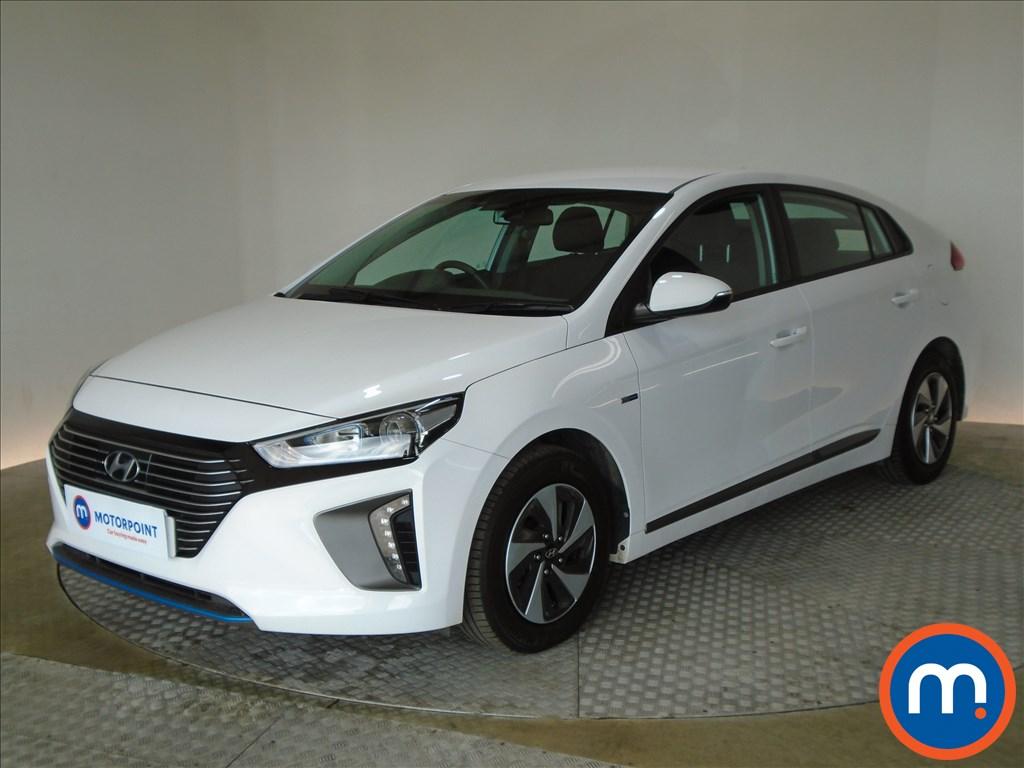 Hyundai Ioniq SE - Stock Number 1087980 Passenger side front corner