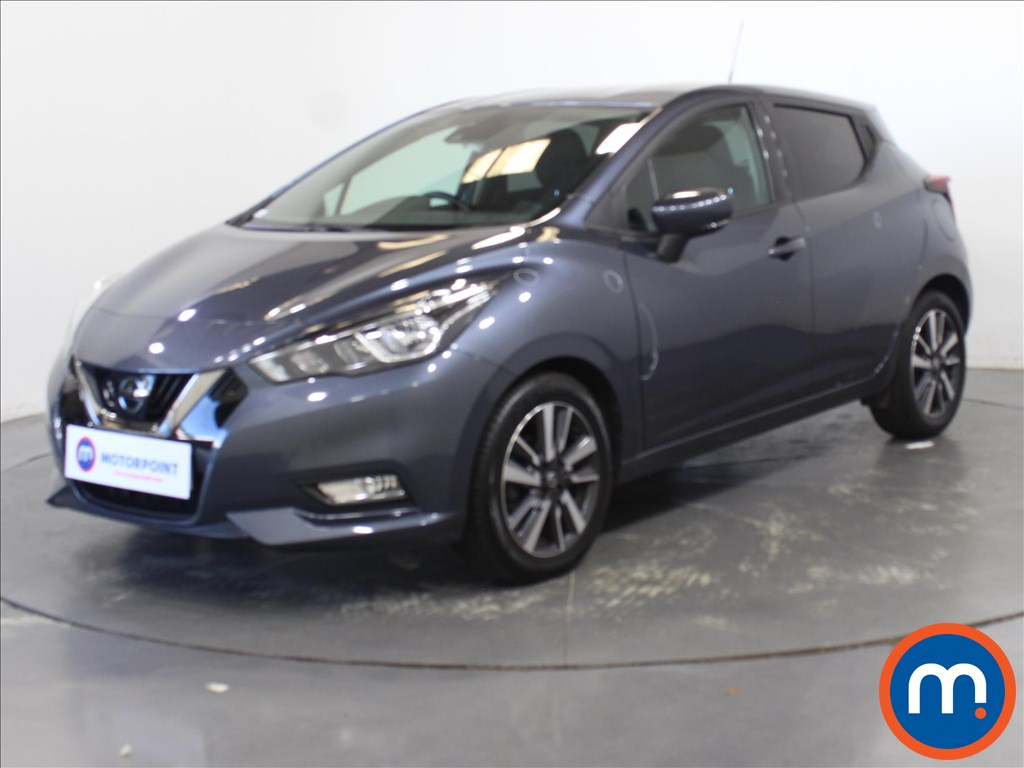 Nissan Micra N-Connecta - Stock Number 1099881 Passenger side front corner