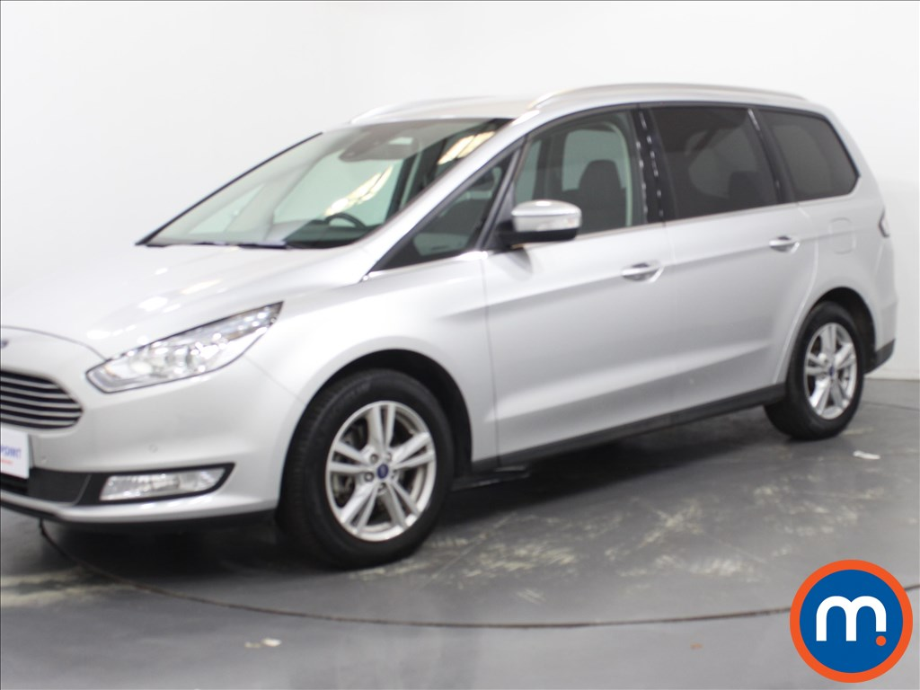 Ford Galaxy Titanium - Stock Number 1098227 Passenger side front corner
