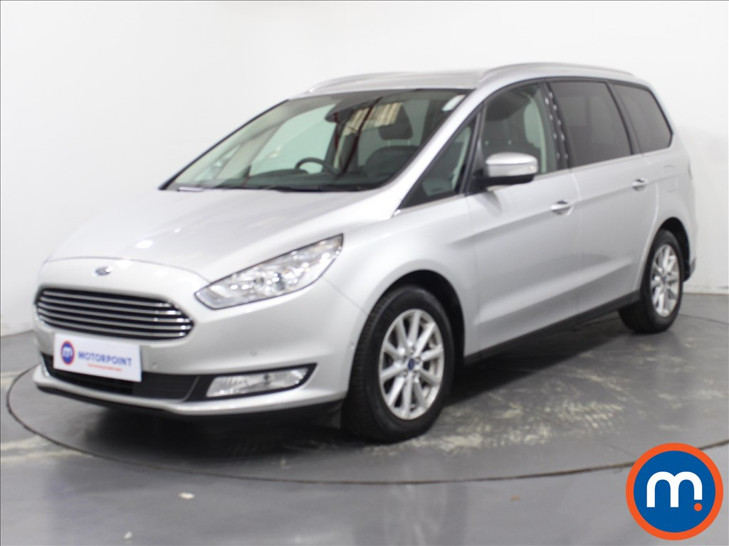 Ford Galaxy Titanium X - Stock Number 1090937 Passenger side front corner