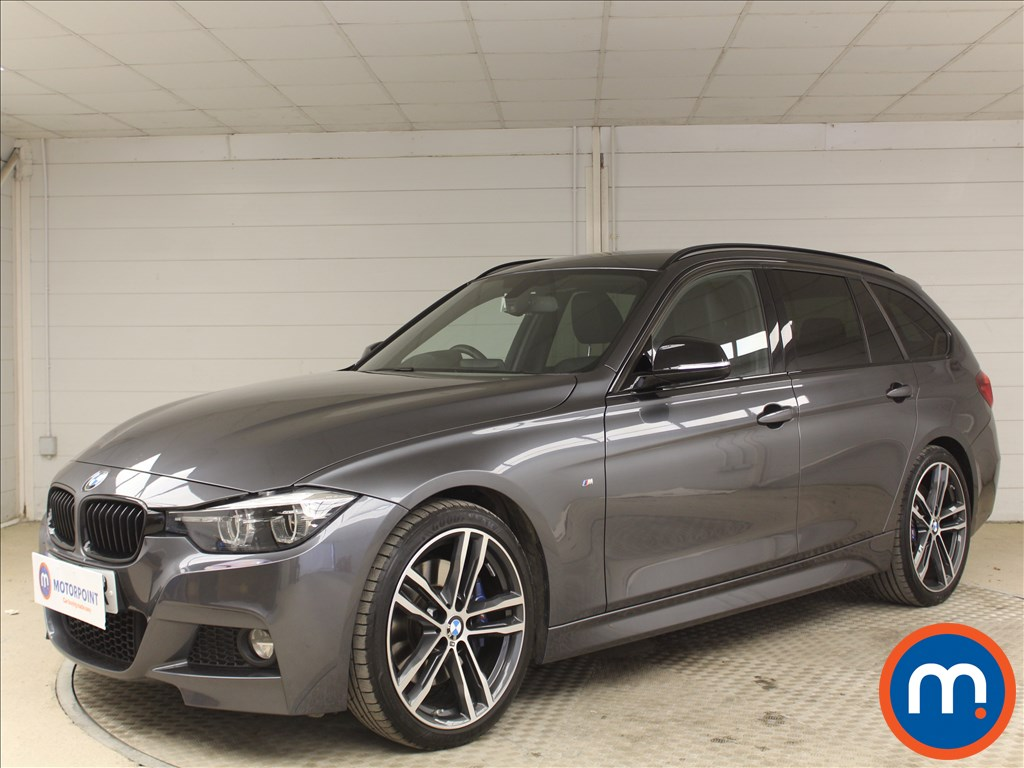 BMW 3 Series M Sport Shadow Edition - Stock Number 1100371 Passenger side front corner