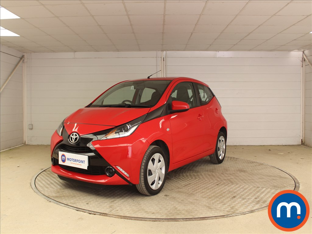 Toyota Aygo X-Play - Stock Number 1101285 Passenger side front corner