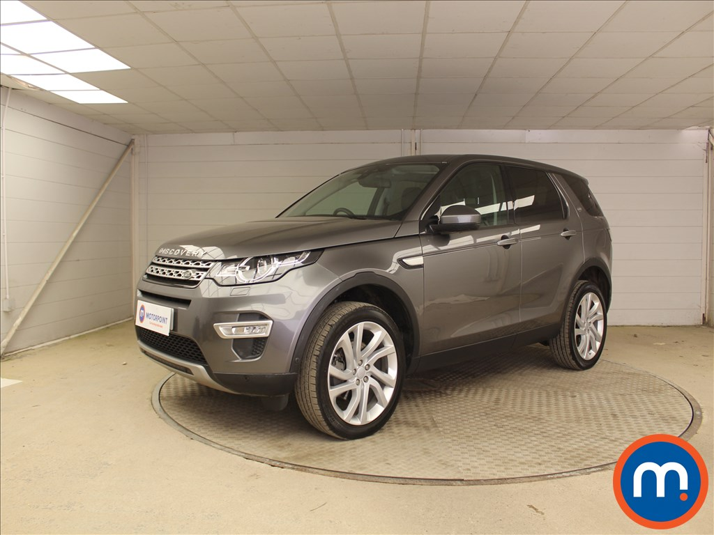 Land Rover Discovery Sport HSE Luxury - Stock Number 1086202 Passenger side front corner