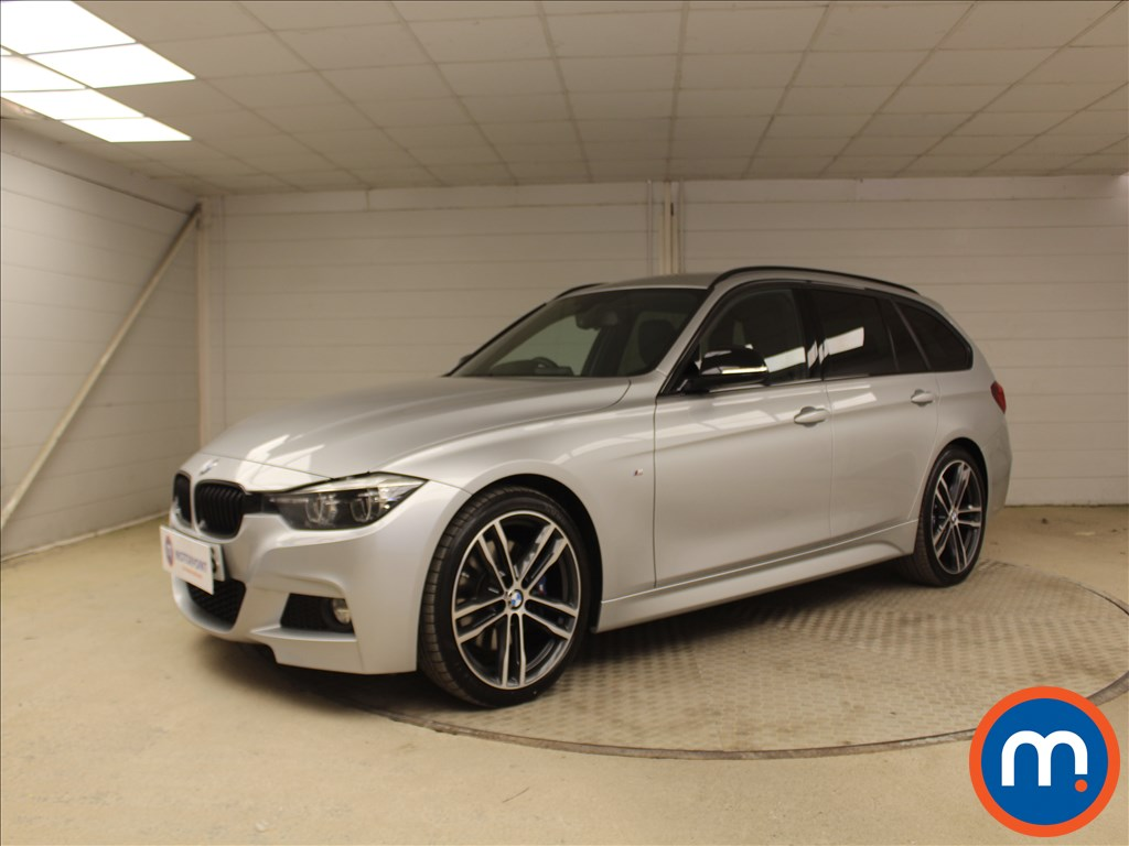 BMW 3 Series M Sport Shadow Edition - Stock Number 1096880 Passenger side front corner
