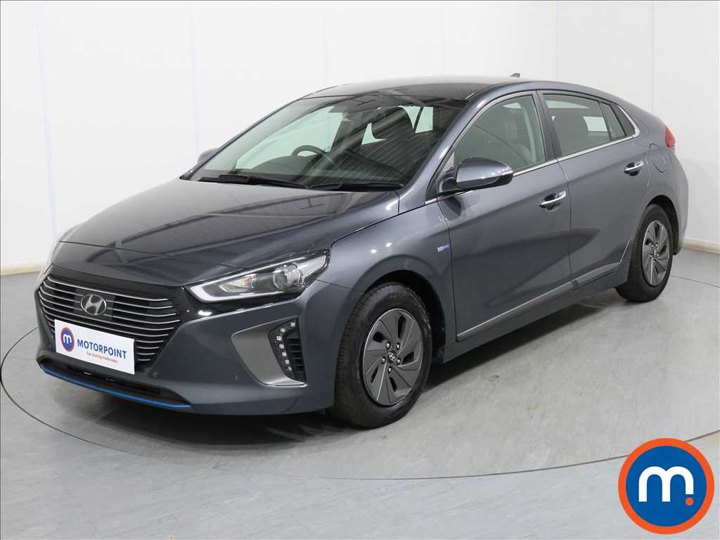Hyundai Ioniq Premium SE - Stock Number 1087846 Passenger side front corner