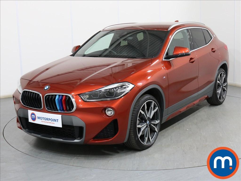 BMW X2 M Sport X - Stock Number 1102856 Passenger side front corner
