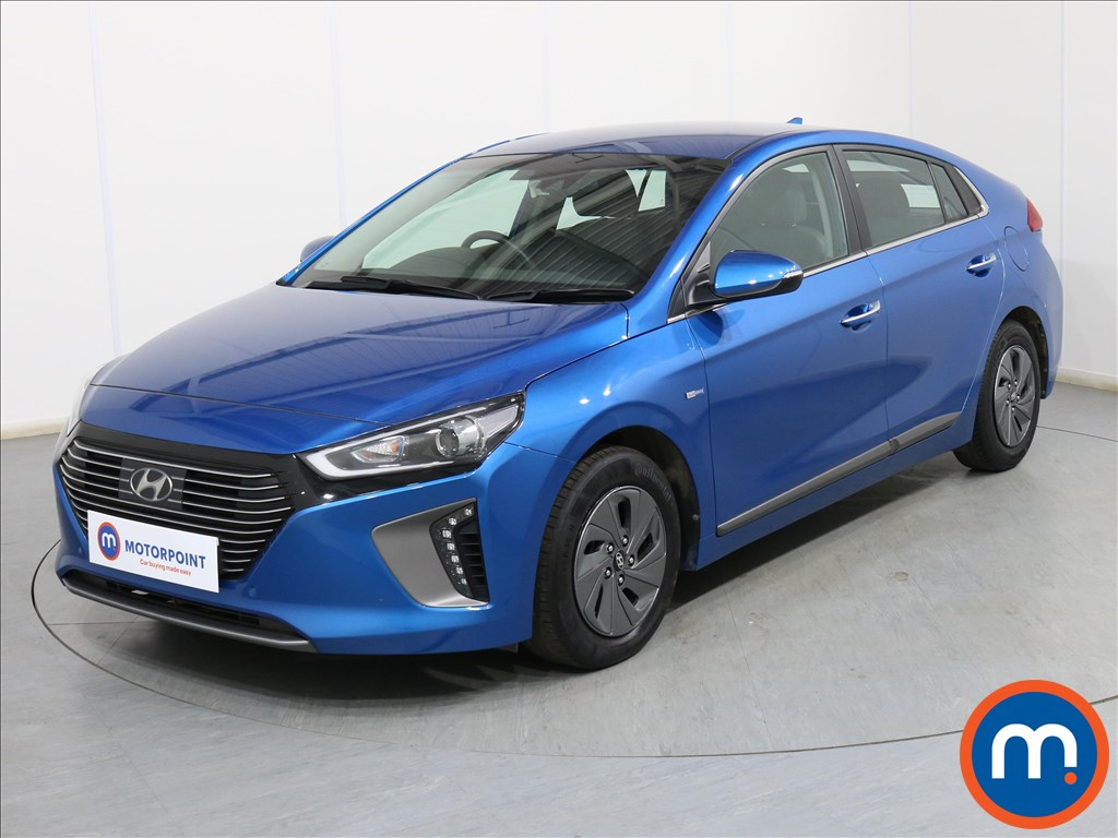 Hyundai Ioniq Premium SE - Stock Number 1087835 Passenger side front corner