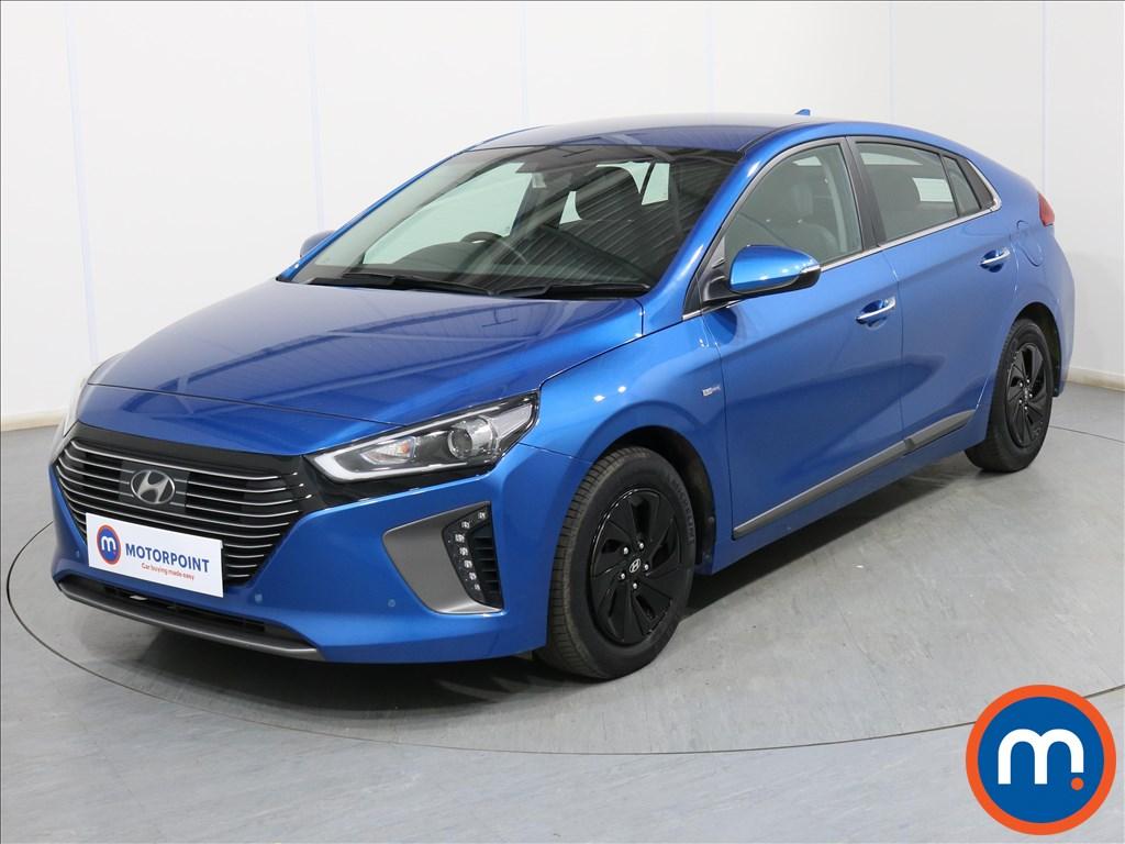 Hyundai Ioniq Premium SE - Stock Number 1087827 Passenger side front corner