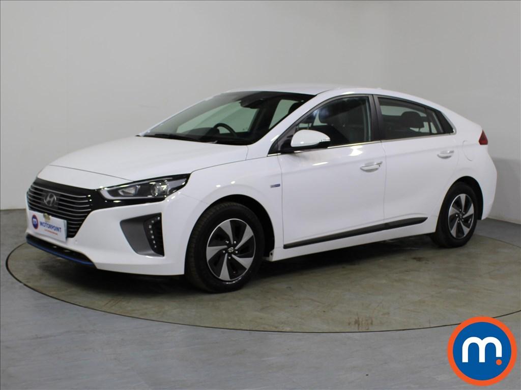 Hyundai Ioniq Premium SE - Stock Number 1087844 Passenger side front corner
