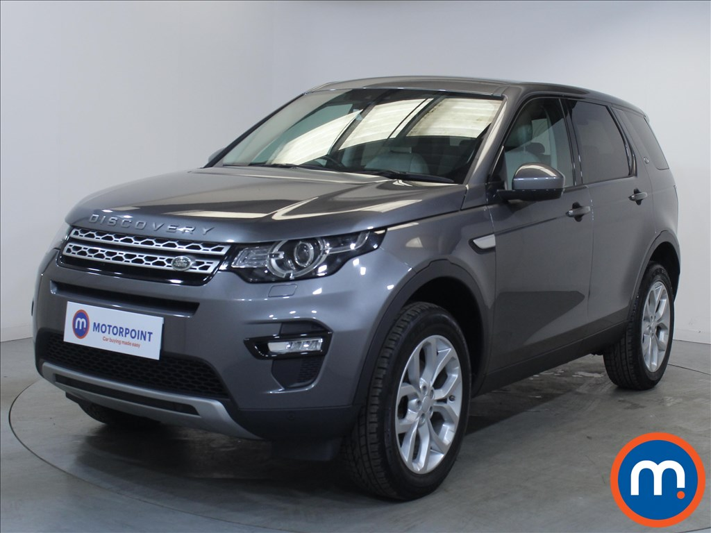 Land Rover Discovery Sport HSE - Stock Number 1103109 Passenger side front corner
