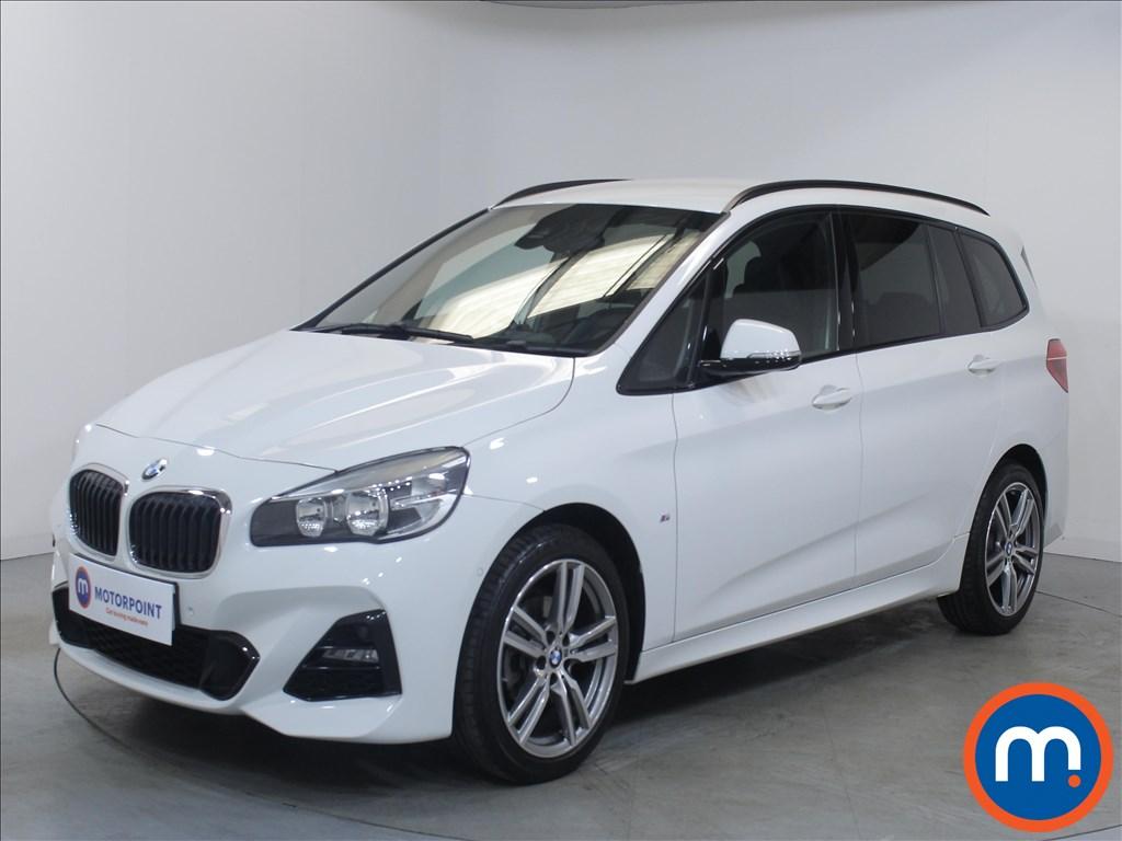 BMW 2 Series M Sport - Stock Number 1098822 Passenger side front corner