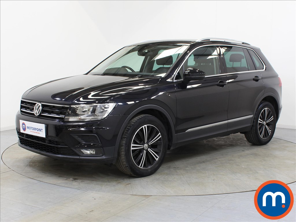 Volkswagen Tiguan SE Nav - Stock Number 1099789 Passenger side front corner