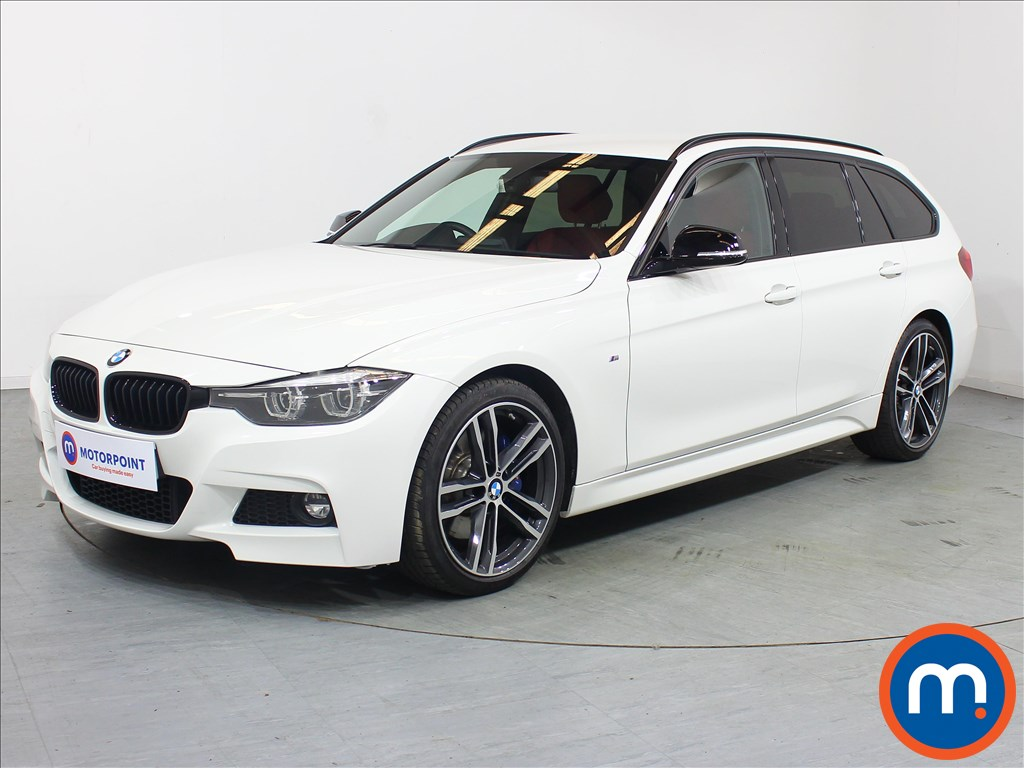 BMW 3 Series M Sport Shadow Edition - Stock Number 1100413 Passenger side front corner