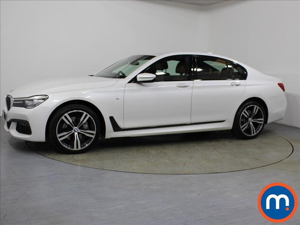 BMW 7 Series M Sport - Stock Number 1097219 Passenger side front corner