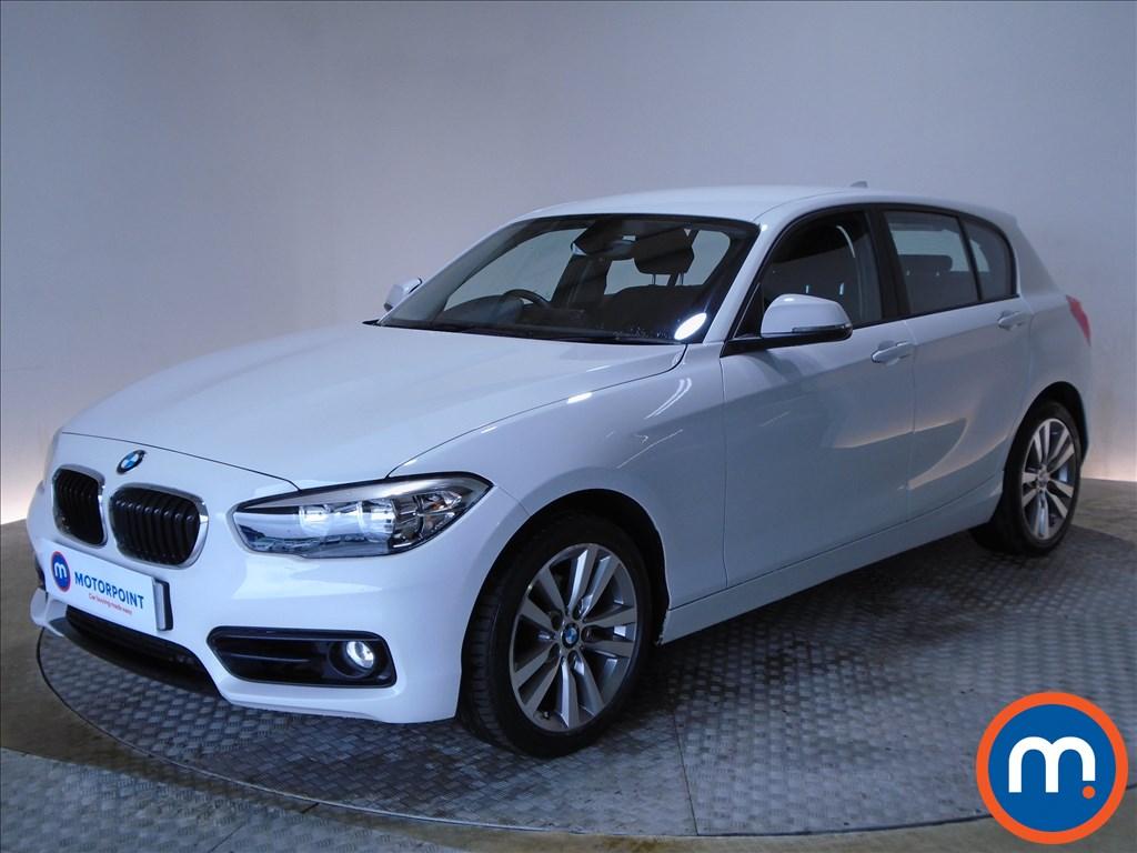 BMW 1 Series Sport - Stock Number 1099363 Passenger side front corner