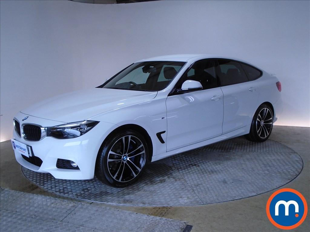 BMW 3 Series M Sport - Stock Number 1098532 Passenger side front corner
