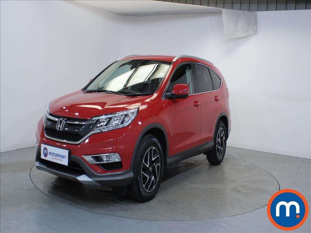 Honda Cr-V SE Plus - Stock Number 1098216 Passenger side front corner
