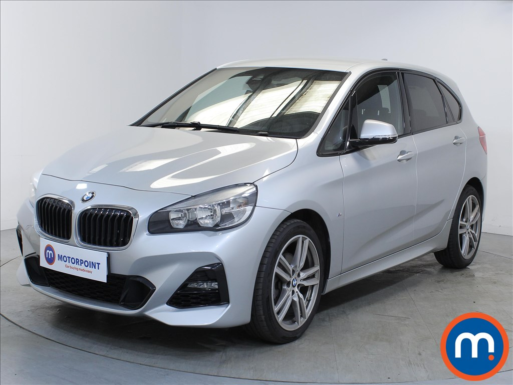 BMW 2 Series M Sport - Stock Number 1096691 Passenger side front corner