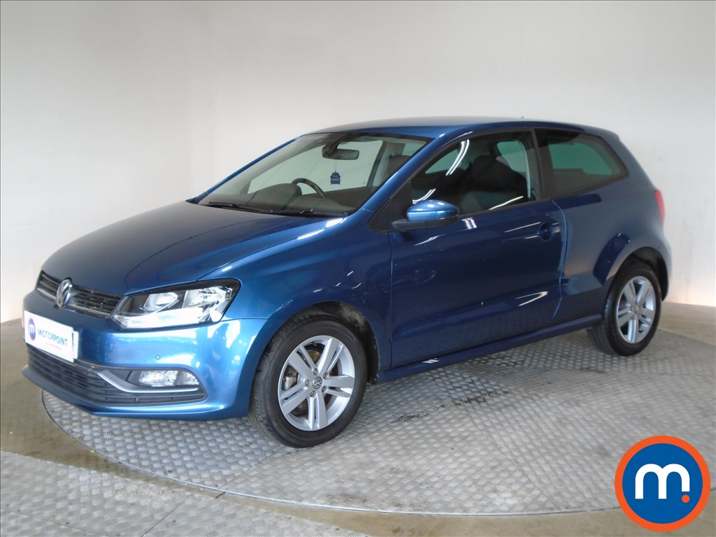 Volkswagen Polo Match Edition - Stock Number 1102041 Passenger side front corner