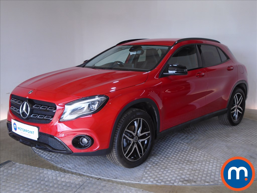 Mercedes-Benz Gla Class Urban Edition - Stock Number 1098330 Passenger side front corner