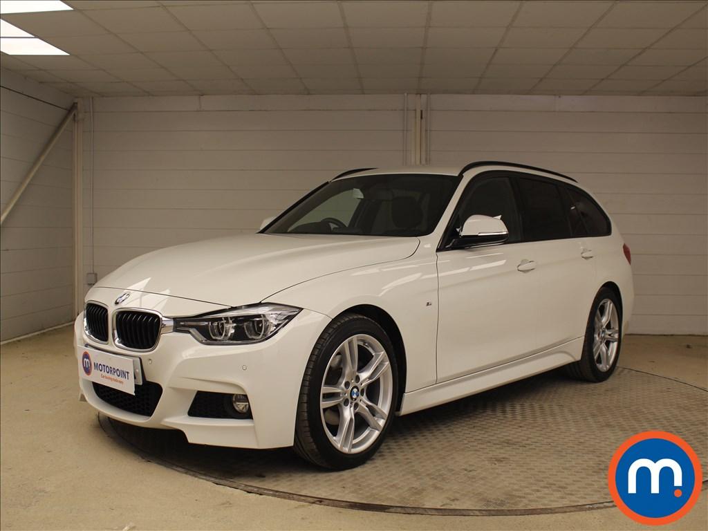 BMW 3 Series M Sport - Stock Number 1100691 Passenger side front corner