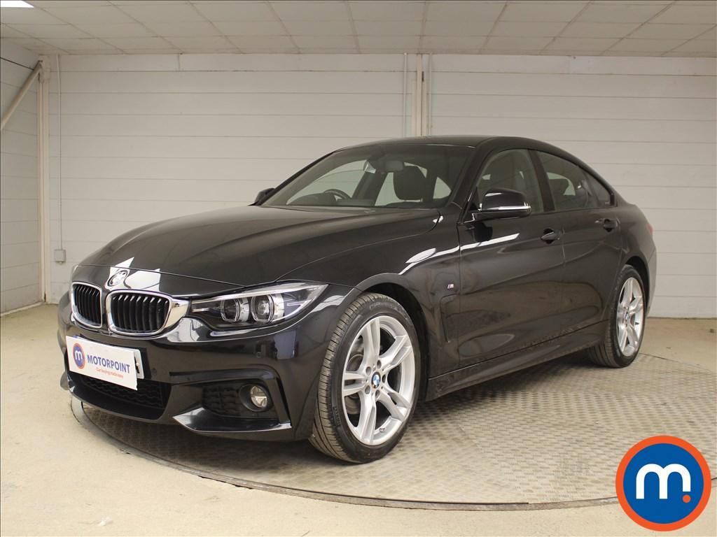 BMW 4 Series M Sport - Stock Number 1101936 Passenger side front corner