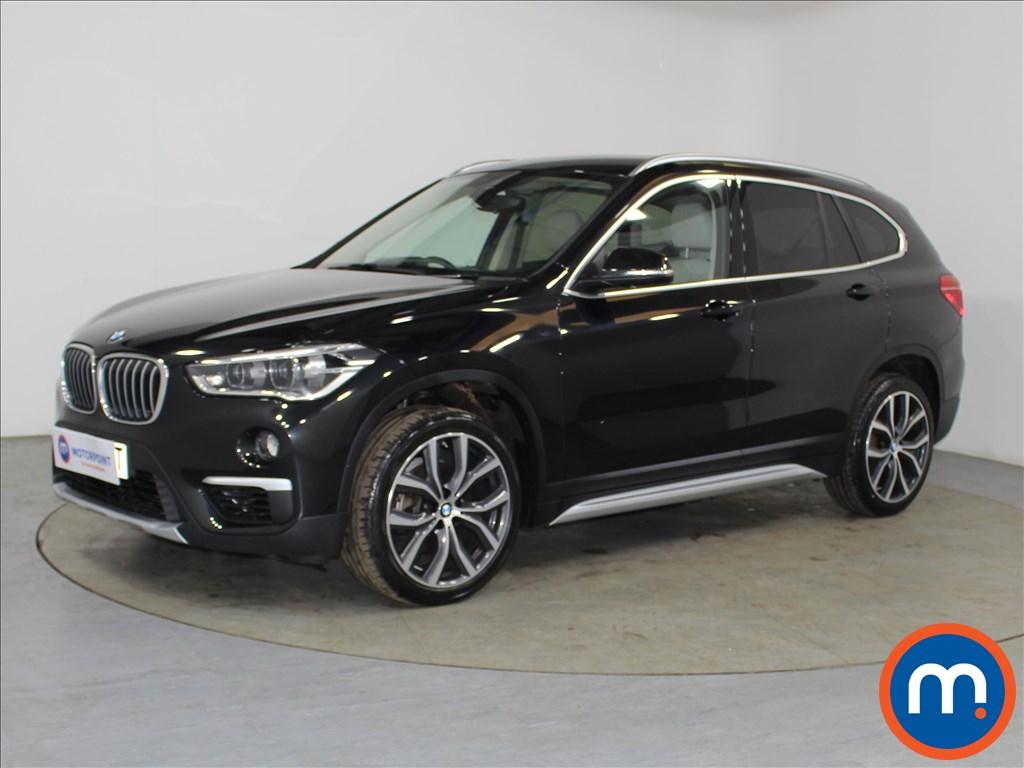 BMW X1 xLine - Stock Number 1102992 Passenger side front corner
