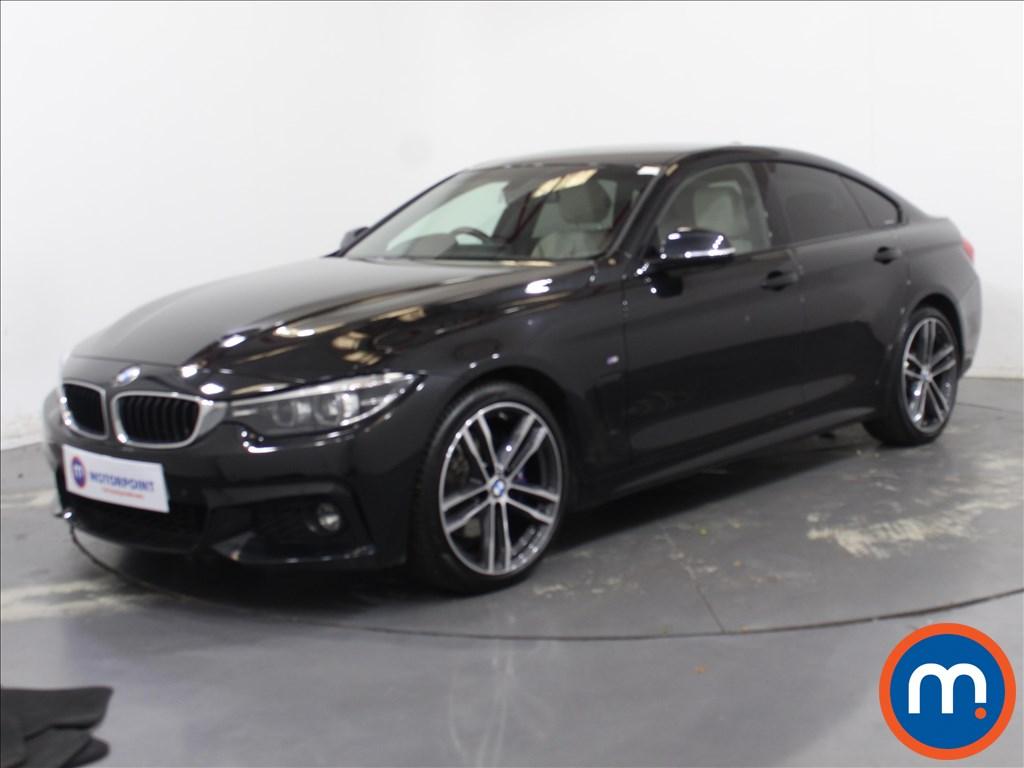 BMW 4 Series M Sport - Stock Number 1092257 Passenger side front corner