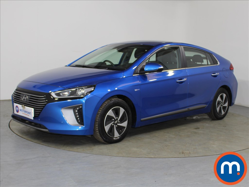 Hyundai Ioniq Premium SE - Stock Number 1087828 Passenger side front corner