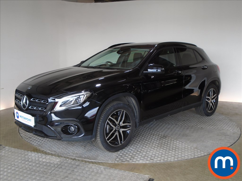 Mercedes-Benz Gla Class Urban Edition - Stock Number 1093866 Passenger side front corner