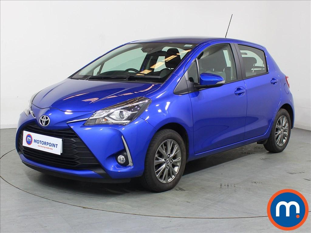 Toyota Yaris Icon - Stock Number 1101068 Passenger side front corner