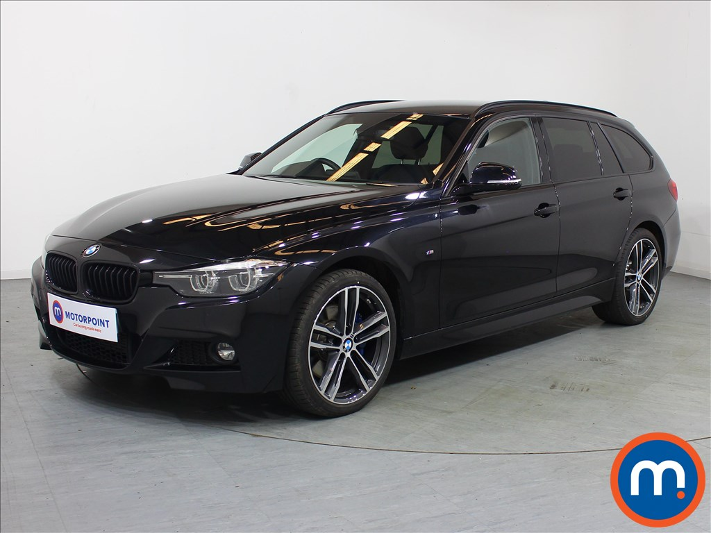 BMW 3 Series M Sport Shadow Edition - Stock Number 1101162 Passenger side front corner