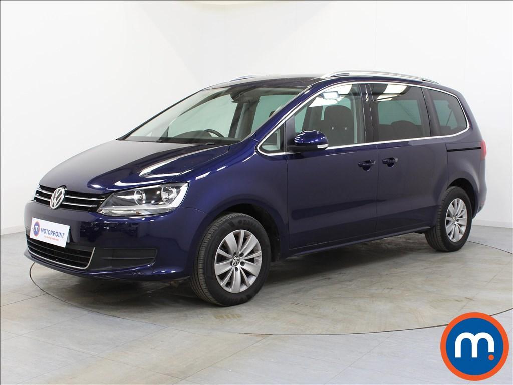 Volkswagen Sharan SE - Stock Number 1103881 Passenger side front corner