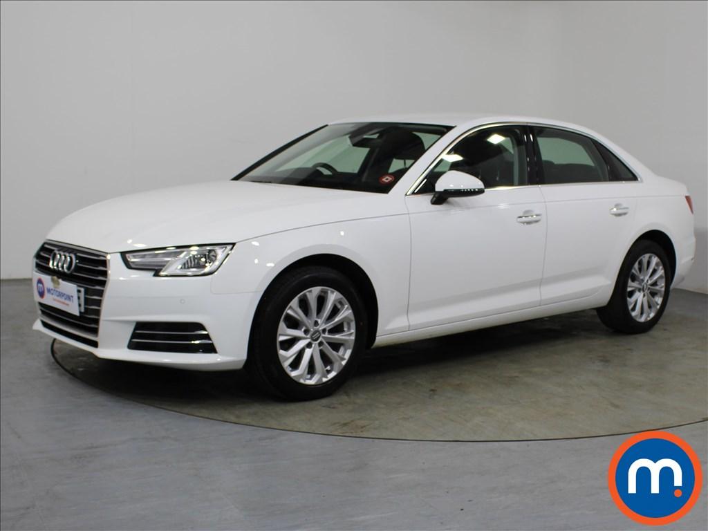 Audi A4 SE - Stock Number 1094656 Passenger side front corner