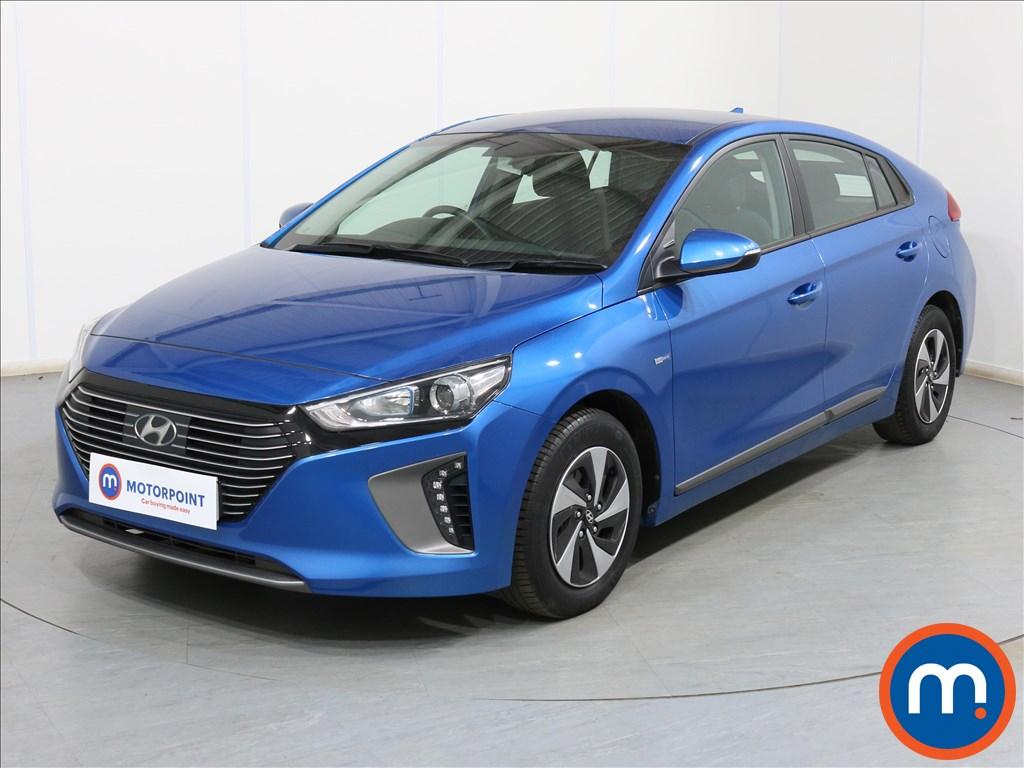 Hyundai Ioniq SE - Stock Number 1080059 Passenger side front corner