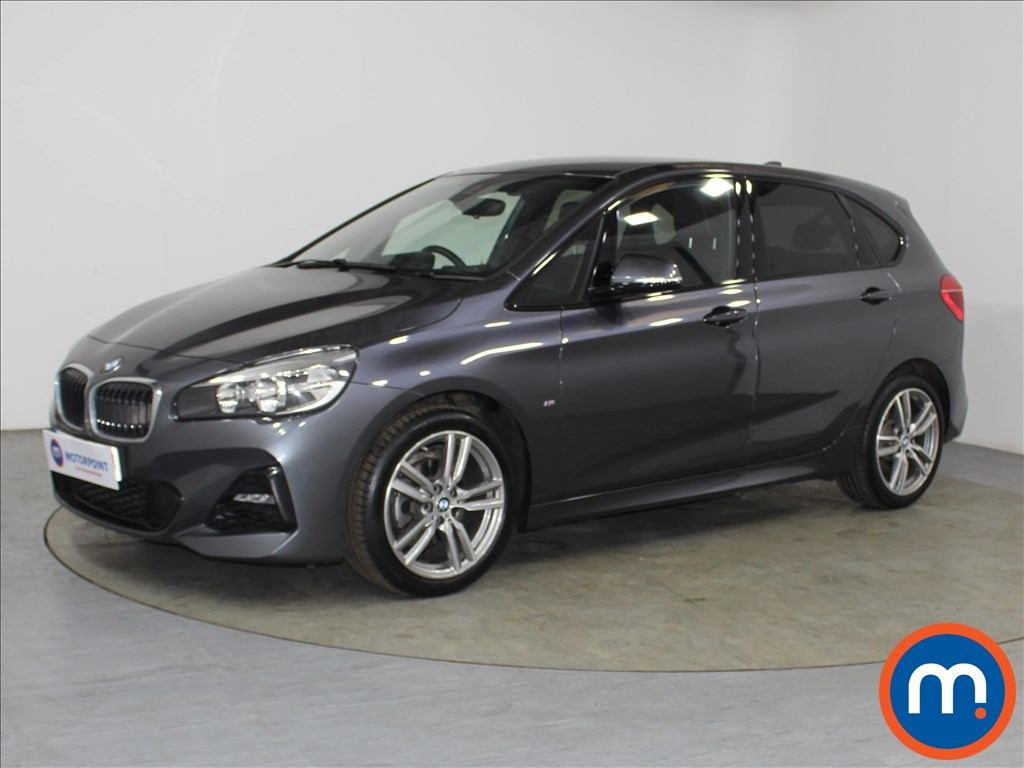 BMW 2 Series M Sport - Stock Number 1096702 Passenger side front corner