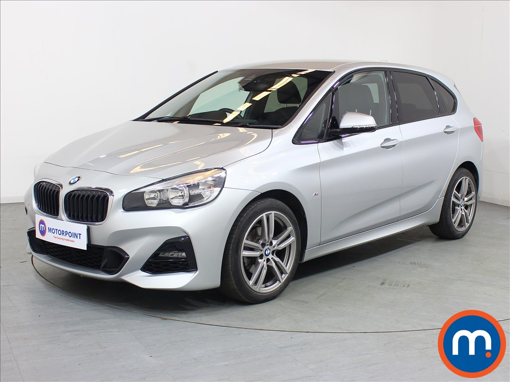 BMW 2 Series M Sport - Stock Number 1096553 Passenger side front corner