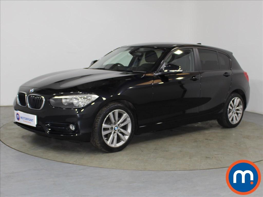 BMW 1 Series Sport - Stock Number 1098033 Passenger side front corner