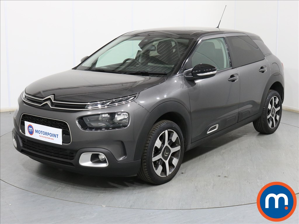Citroen C4 Cactus Flair - Stock Number 1101517 Passenger side front corner
