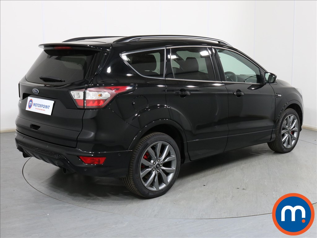 Ford Kuga ST-Line Edition - Stock Number 1101801 Passenger side front corner