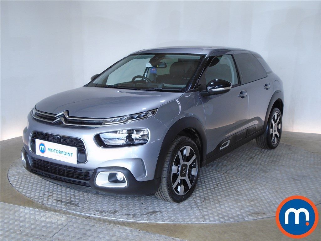 Citroen C4 Cactus Flair - Stock Number 1093837 Passenger side front corner
