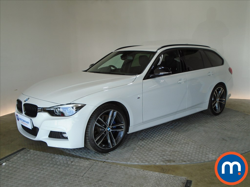 BMW 3 Series M Sport Shadow Edition - Stock Number 1100380 Passenger side front corner