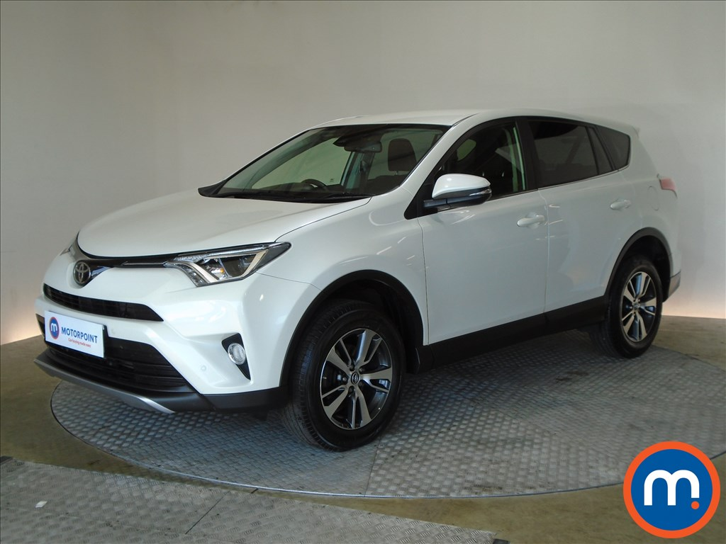 Toyota Rav4 Business Edition - Stock Number 1103827 Passenger side front corner